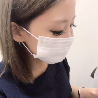 イオンモール大高店のアイデザイナー綾香太田