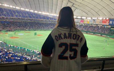 野球観戦してきました★