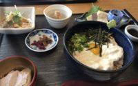 京都湯葉ランチ