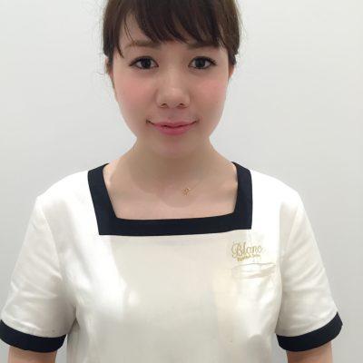 イオンモール堺鉄砲町店のアイラッシュデザイナーオグチ