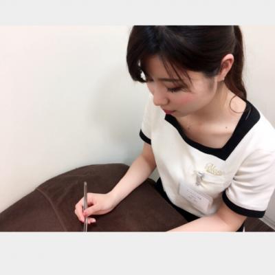ポップタウン住道オペラパーク店のアイラッシュデザイナー奈生金子