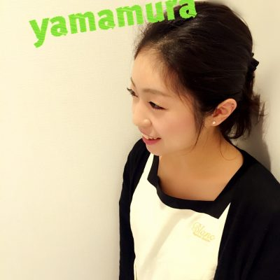 イオンモールとなみ店の<!--:ja-->アイデザイナー<!--:--><!--:ja-->山村<!--:-->